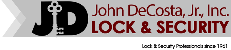 John De Costa Jr., Inc. LOCK & SECURITY, Logo